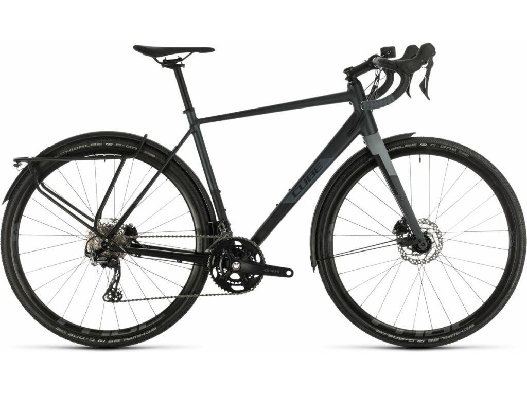Cube Nuroad Race FE black'n'iridium 2020 országúti kerékpár