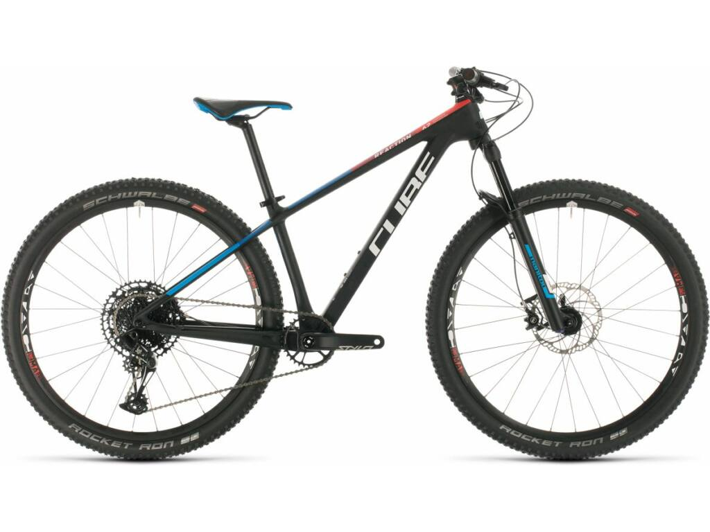 "Cube Reaction C:62 Youth 2020 29"" MTB hardtail kerékpár, teamline, 15"""