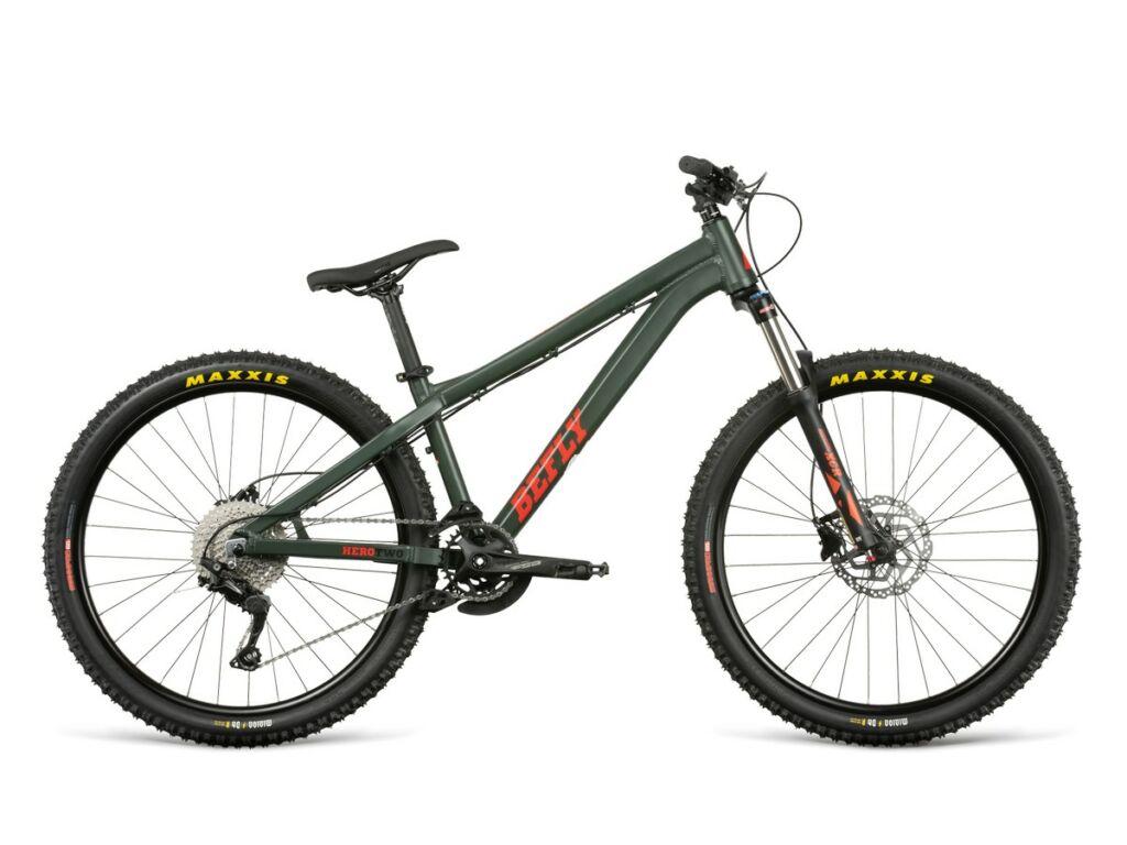 DEMA BeFly Hero Two dirt kerékpár, army green