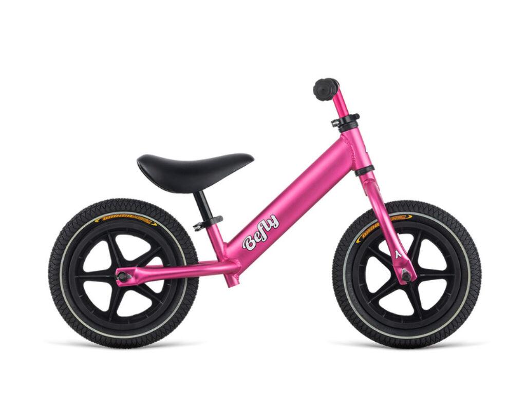 """DEMA BeFly Little Hero 12"""" gyermek futóbicikli, pink"""