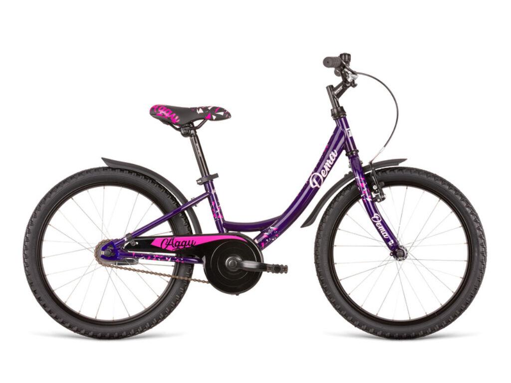 Dema AGGY gyermekkerékpár, lila / pink