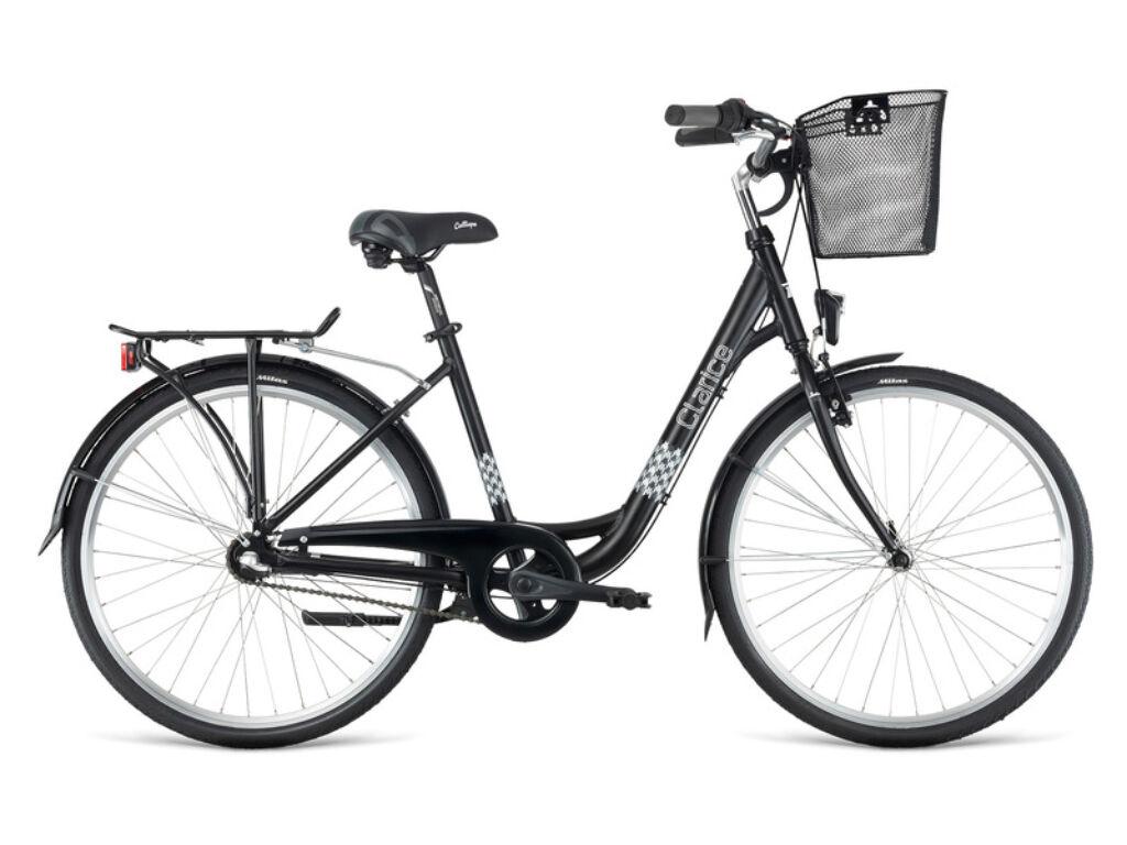 Dema CLARICE 26 3sp városi kerékpár, fekete