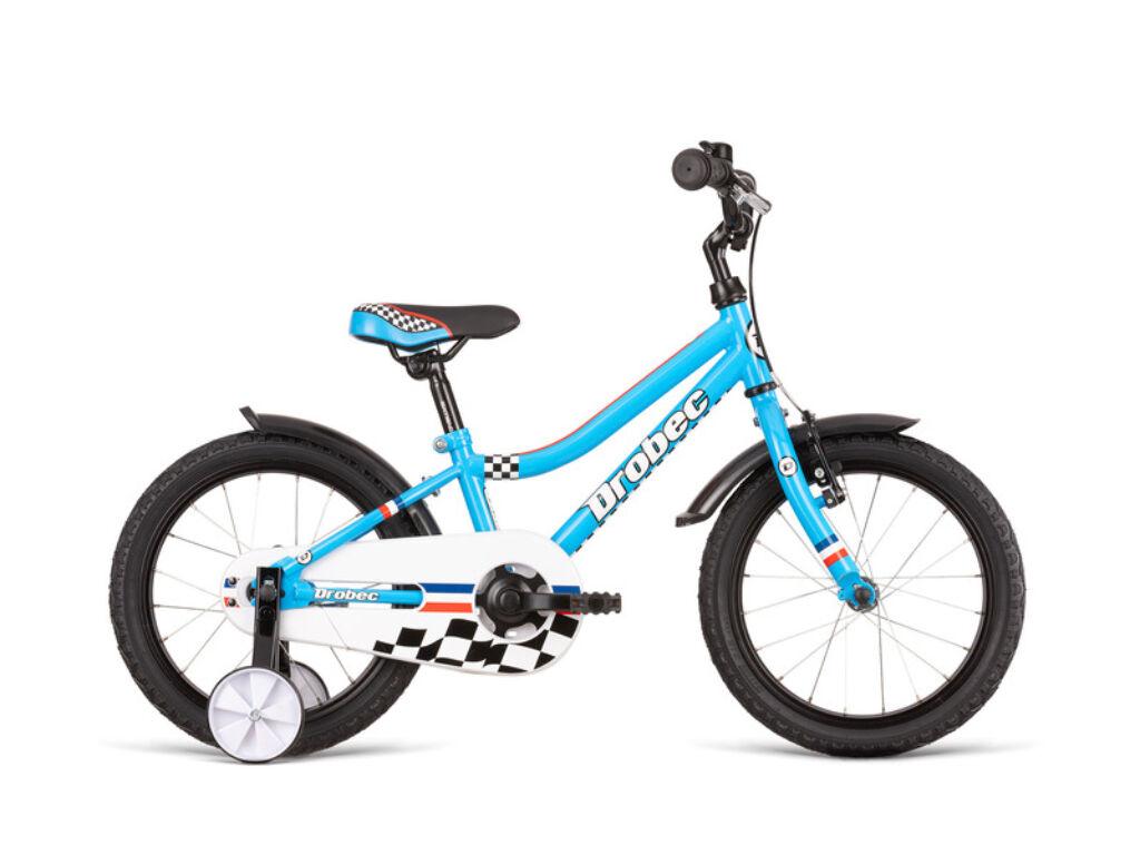 Dema Drobec 16 gyermekkerékpár, világoskék