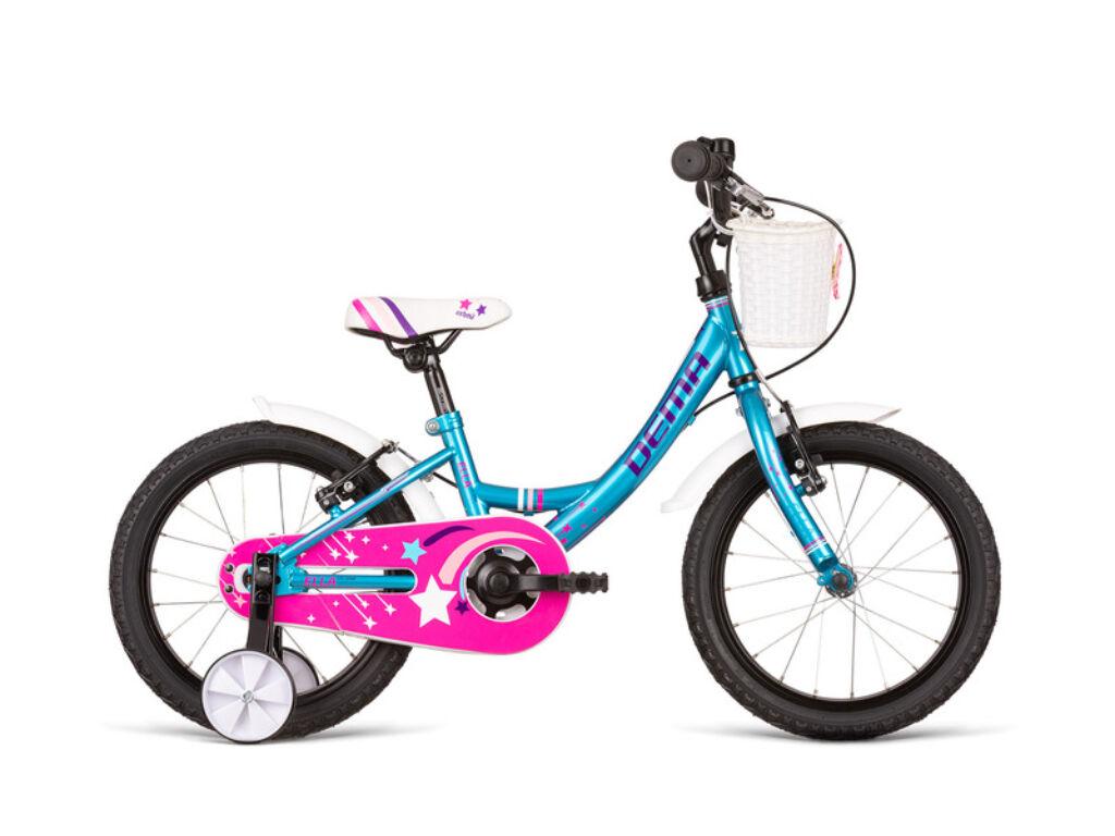 Dema ELLA 16FW gyermekkerékpár, türkiz