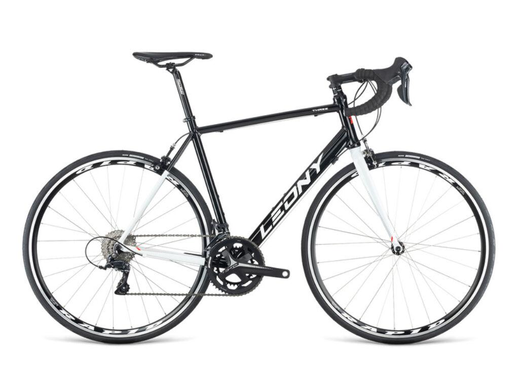 Dema LEONY 3.0 országúti kerékpár, fekete