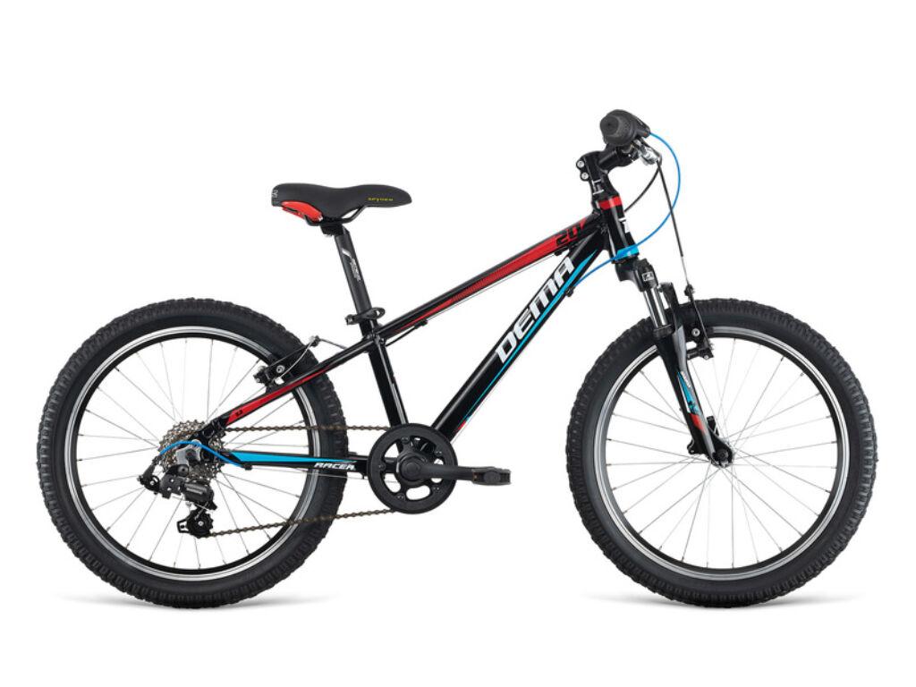 Dema RACER 20 SF gyermekkerékpár, fekete