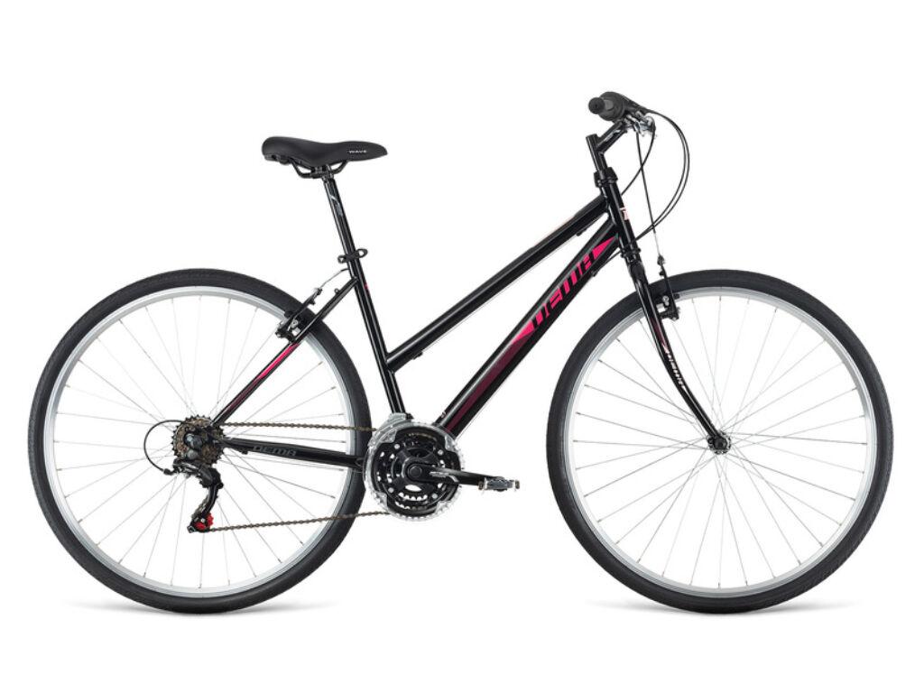 Dema TRINO LADY női cross kerékpár, fekete