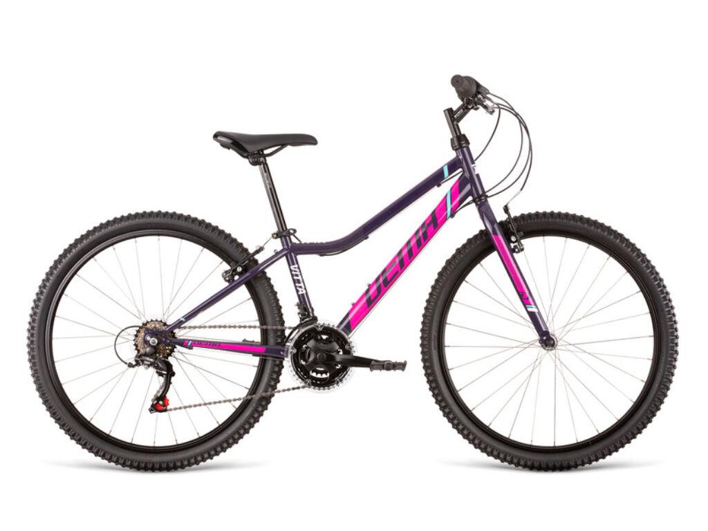 Dema VITTA gyermekkerékpár, lila / pink
