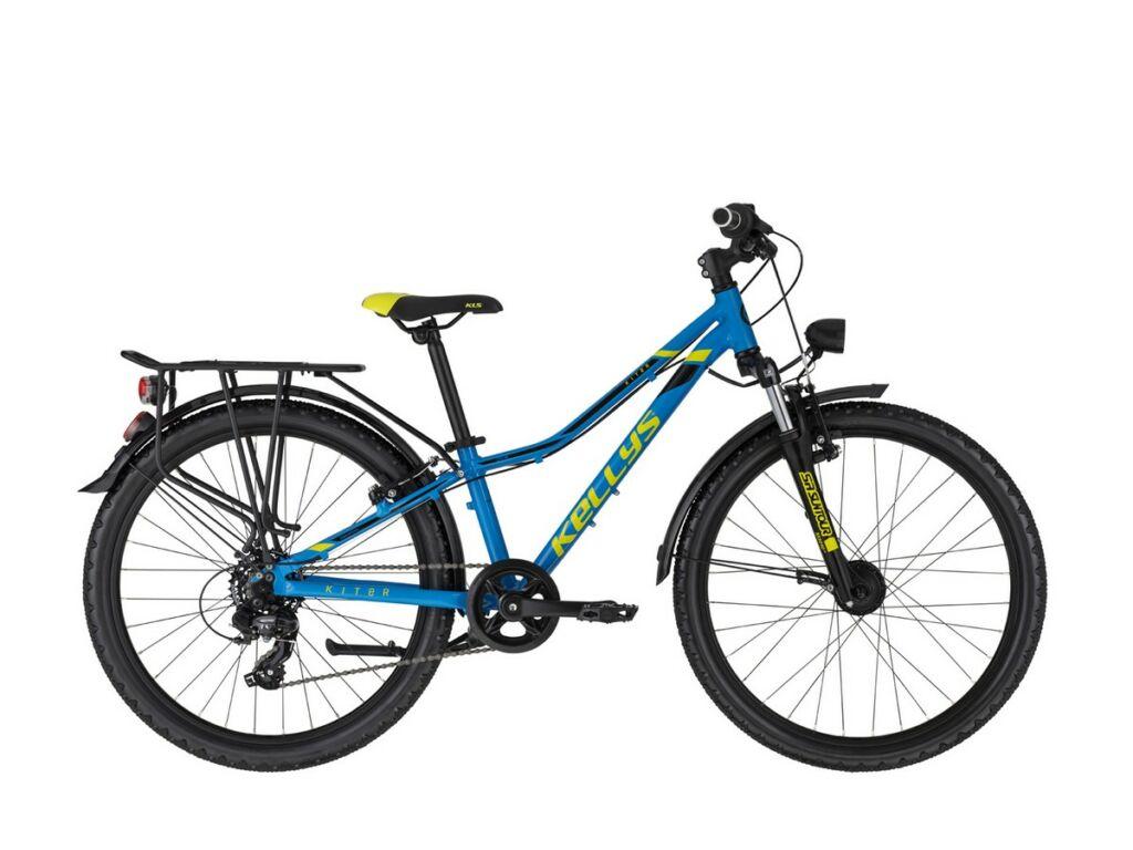 """KELLYS Kiter 70 24"""" gyermek MTB kerékpár"""