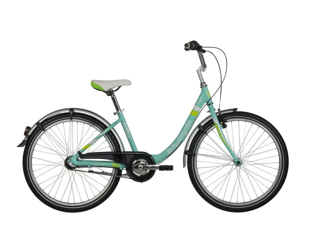 """KELLYS Maggie 24"""" gyermek lányka kerékpár"""