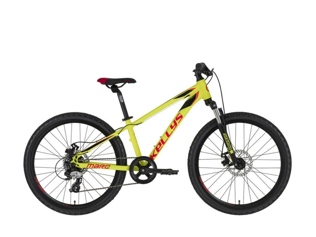 """KELLYS Marc 50 24"""" gyermek MTB kerékpár"""