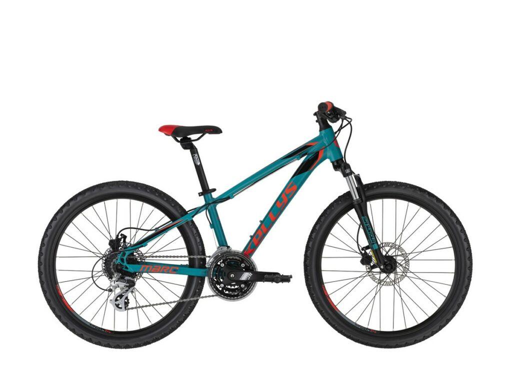 """KELLYS Marc 90 24"""" gyermek MTB kerékpár"""