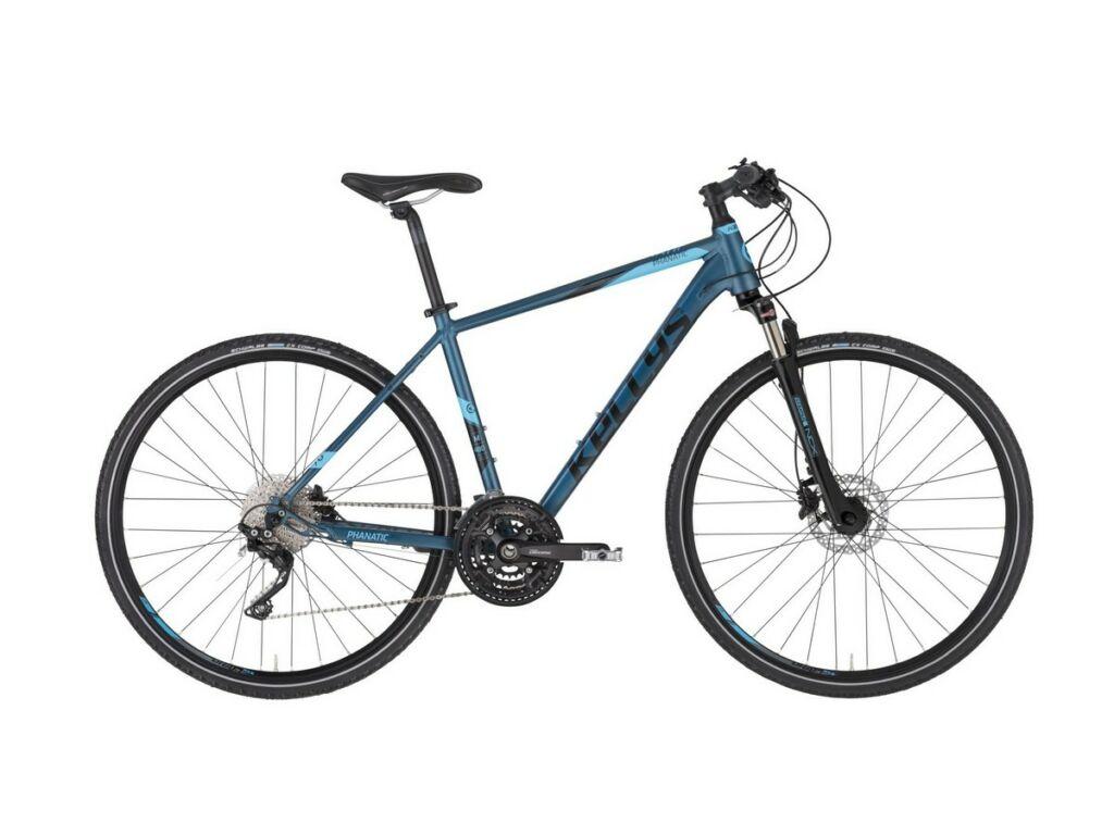 """KELLYS Phanatic 70 28"""" férfi cross kerékpár"""