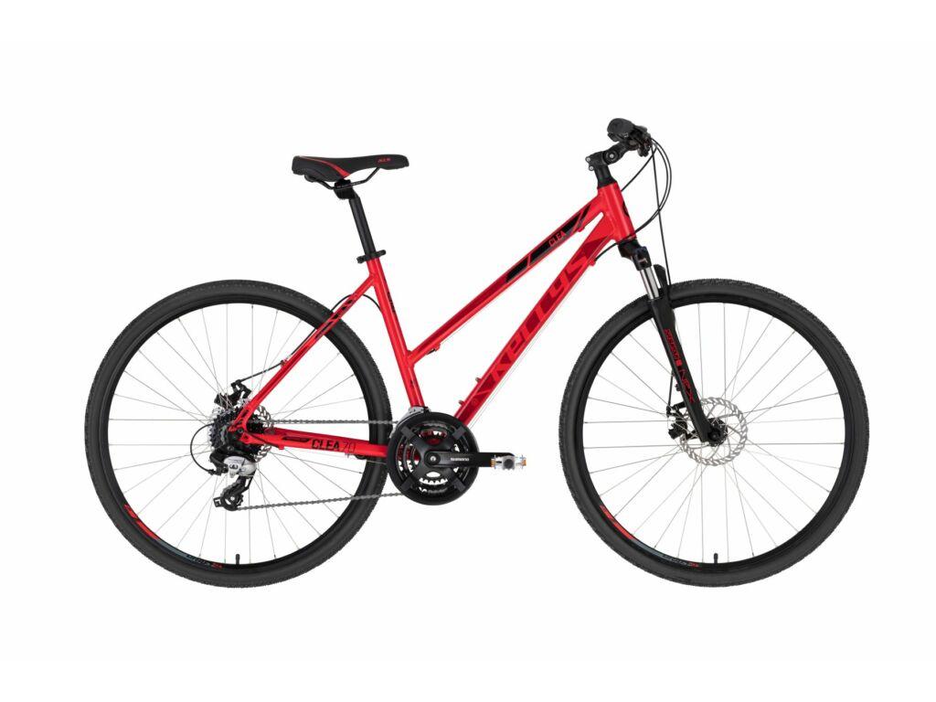 KELLYS Clea 70 cross kerékpár, piros