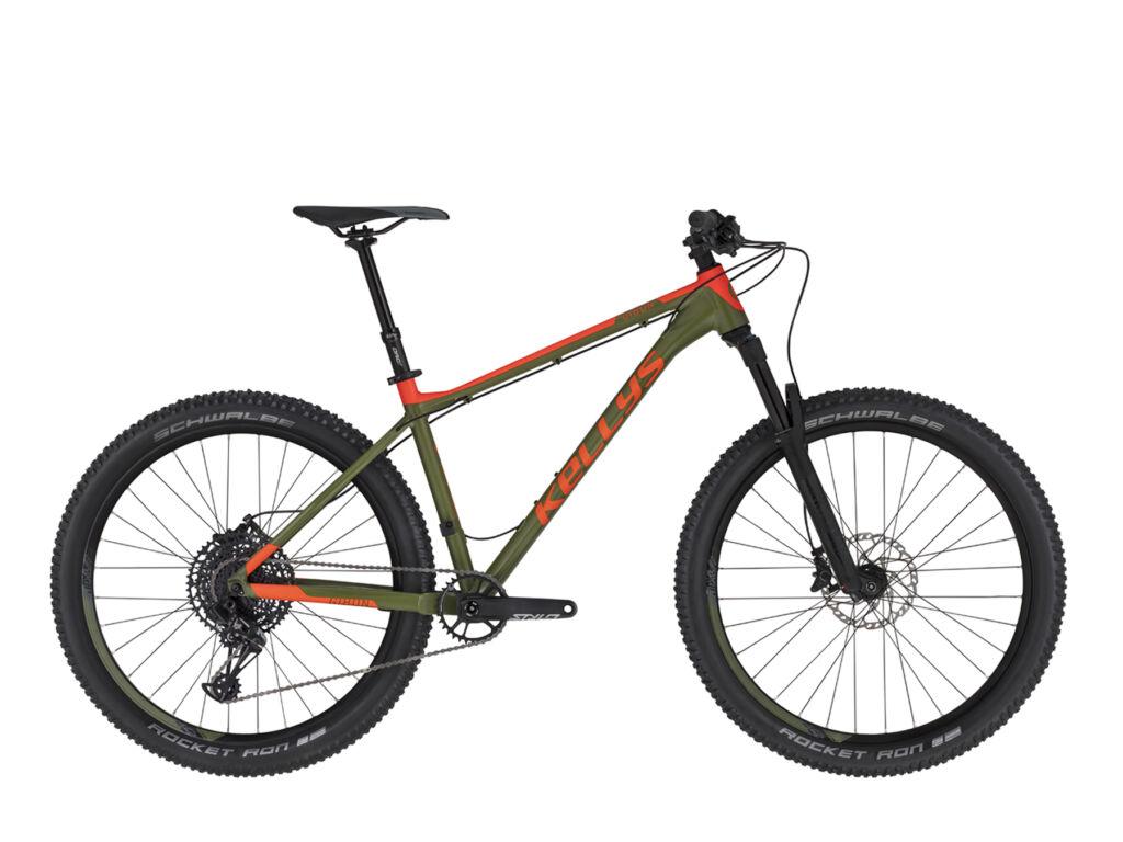 """KELLYS GIBON 70 27.5"""" MTB trail kerékpár"""