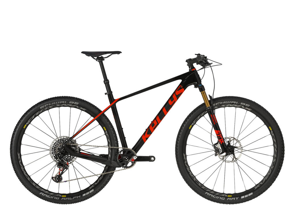 """KELLYS HACKER 90 29"""" MTB XC kerékpár"""