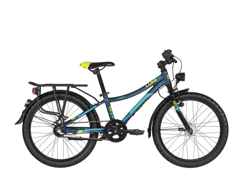 """KELLYS LUMI 70 (20"""") gyermekkerékpár"""