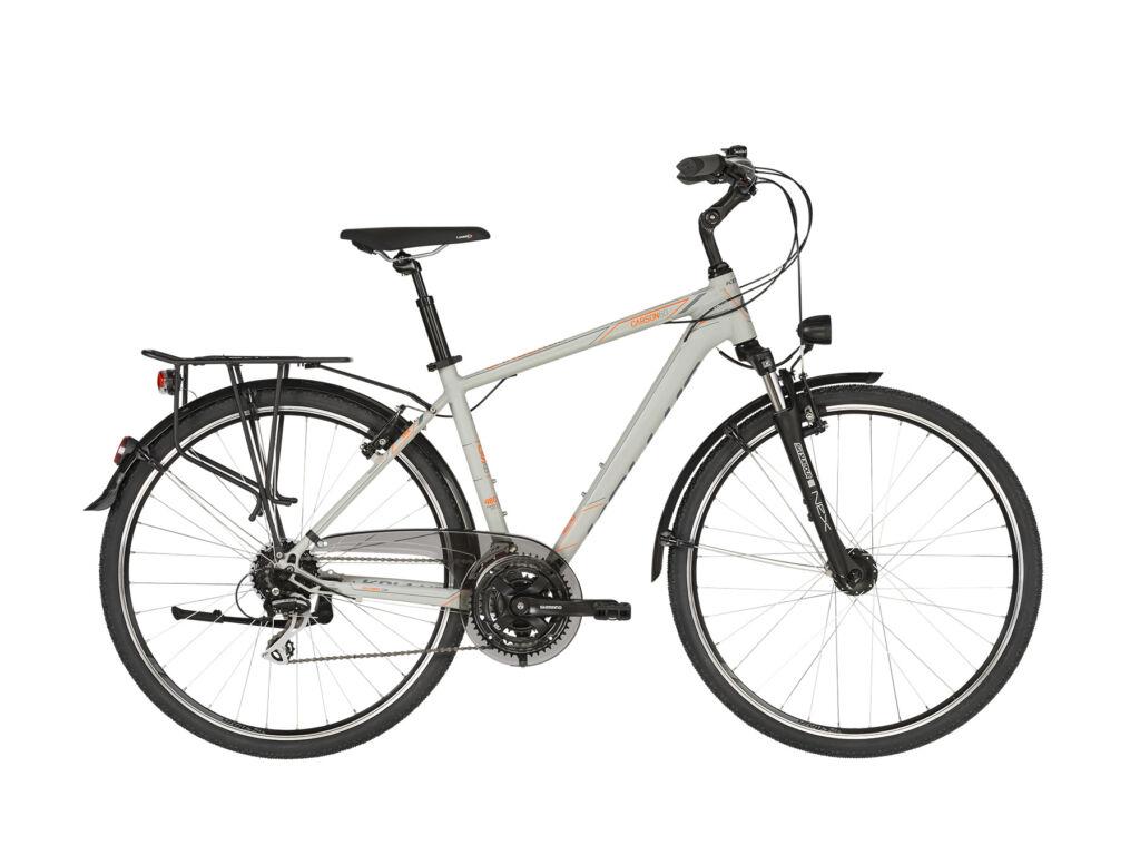 KELLYS Carson 60 trekking kerékpár, szürke