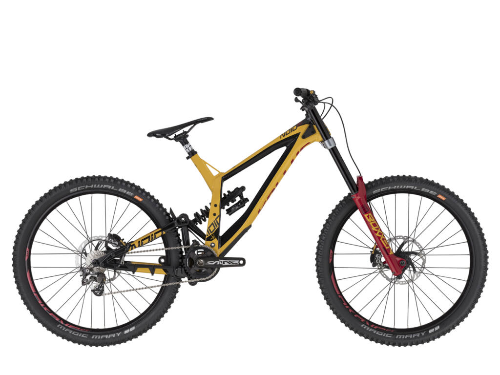 """KELLYS NOID 90 27.5"""" MTB downhill kerékpár"""