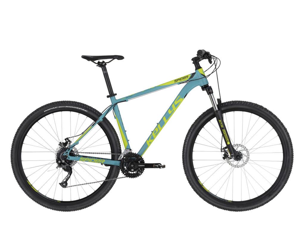 """KELLYS SPIDER 10 27.5"""" MTB XC kerékpár"""