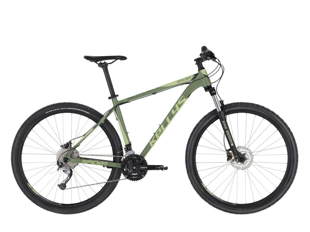"""KELLYS SPIDER 50 29"""" MTB XC kerékpár"""