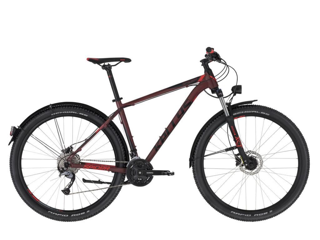 """KELLYS SPIDER 60 29"""" MTB XC kerékpár"""