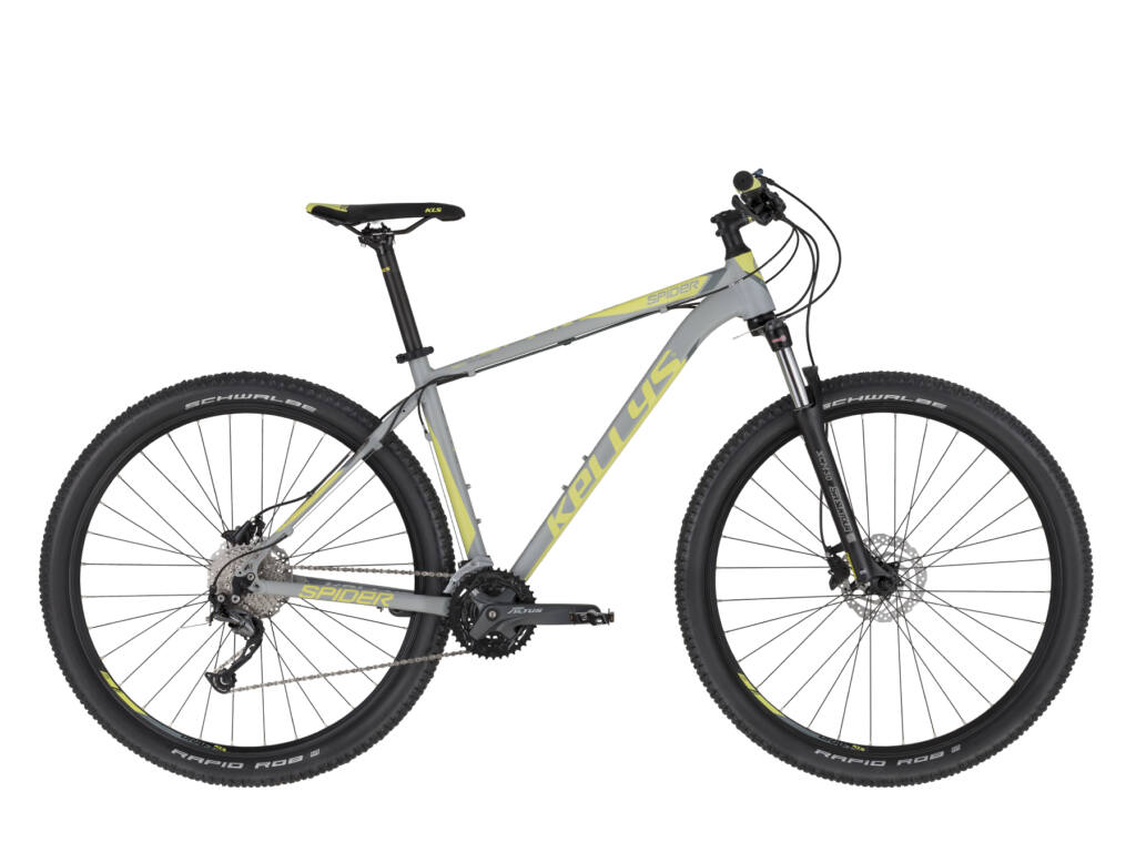 """KELLYS SPIDER 70 27.5"""" MTB XC kerékpár"""