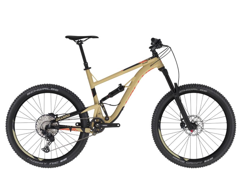 """KELLYS SWAG 30 27.5"""" MTB enduro kerékpár"""