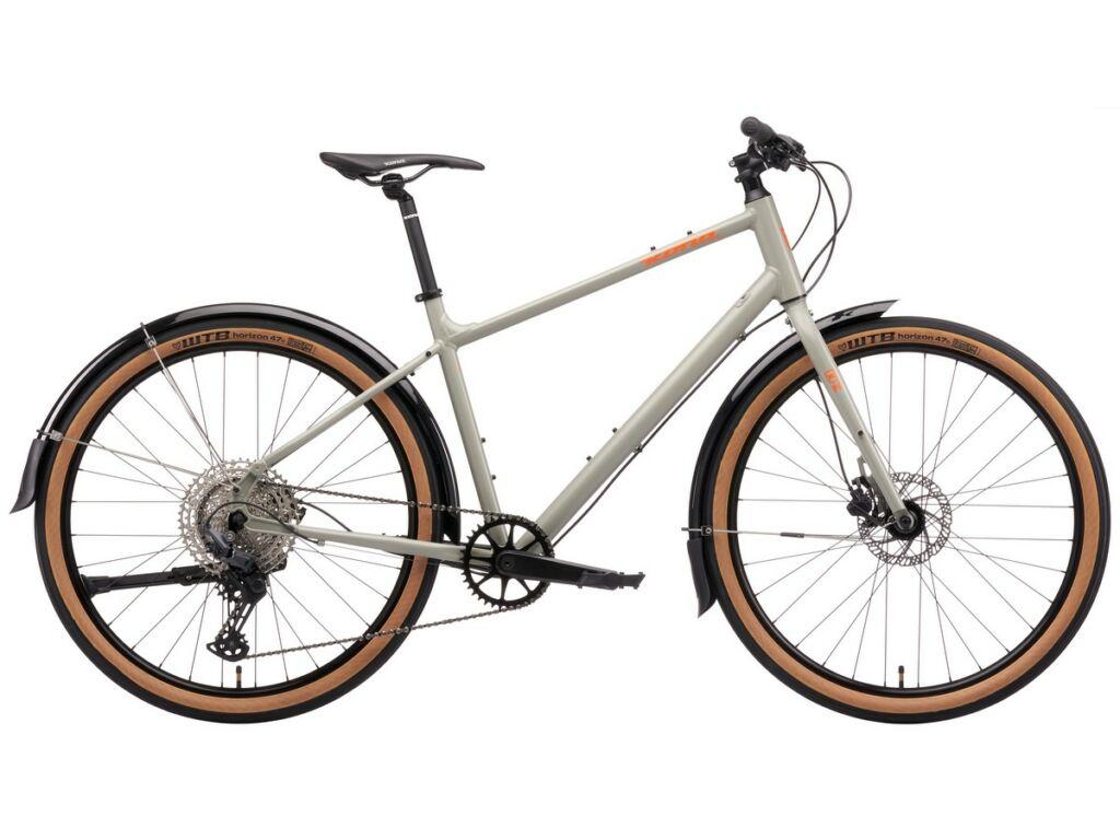 KONA Dew Deluxe 2021 városi kerékpár, Satin Oatmeal