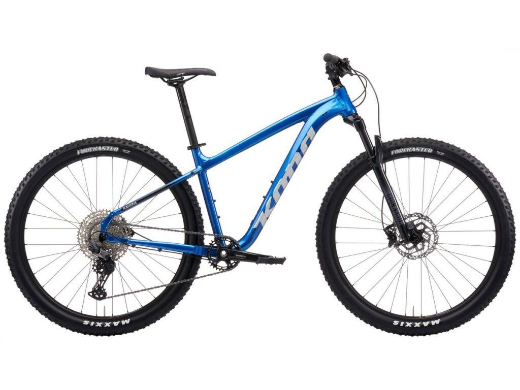 "KONA Kahuna 2021 29"" MTB hardtail kerékpár, Gloss Metallic Alpine Blue"