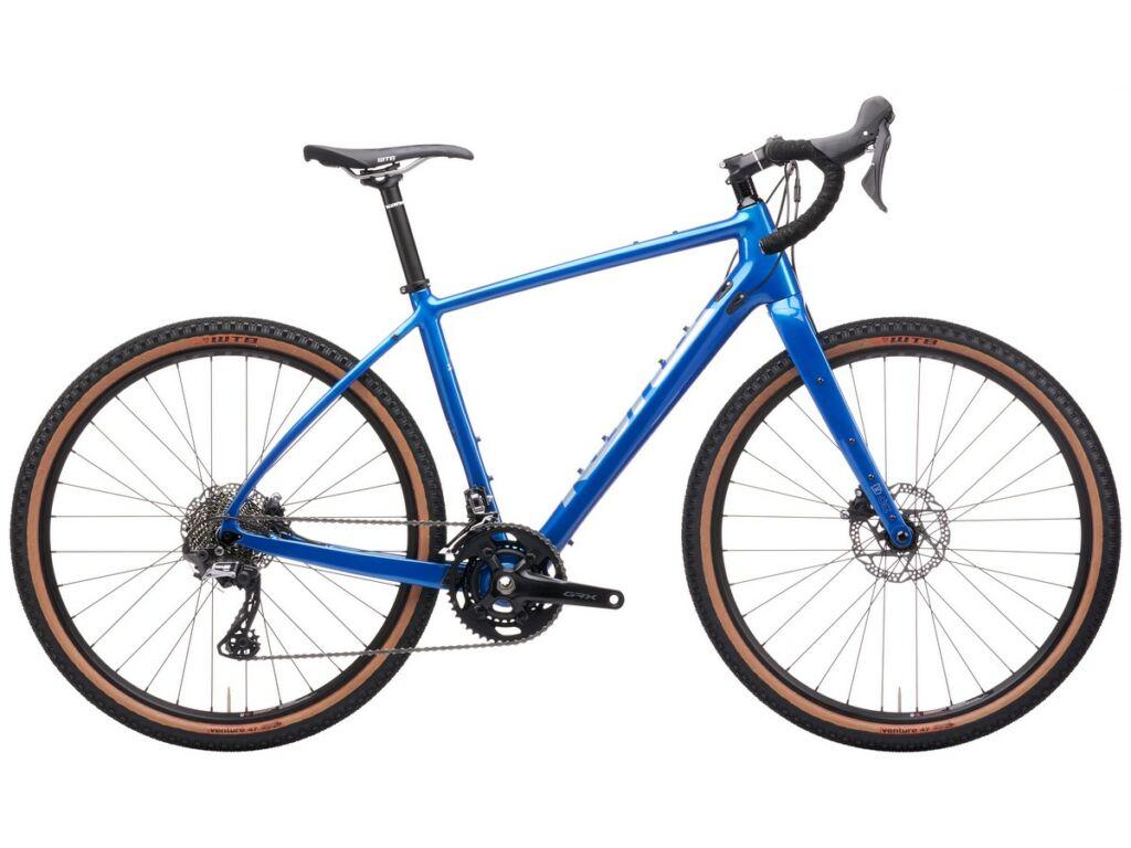 KONA Libre CR 2021 gravel kerékpár, Gloss Metallic Alpine Blue