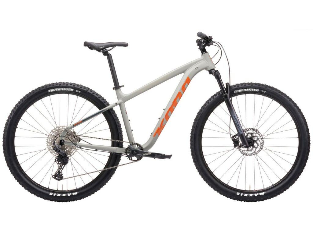 """KONA Mahuna 2021 29"""" MTB hardtail kerékpár, Satin Oatmeal"""