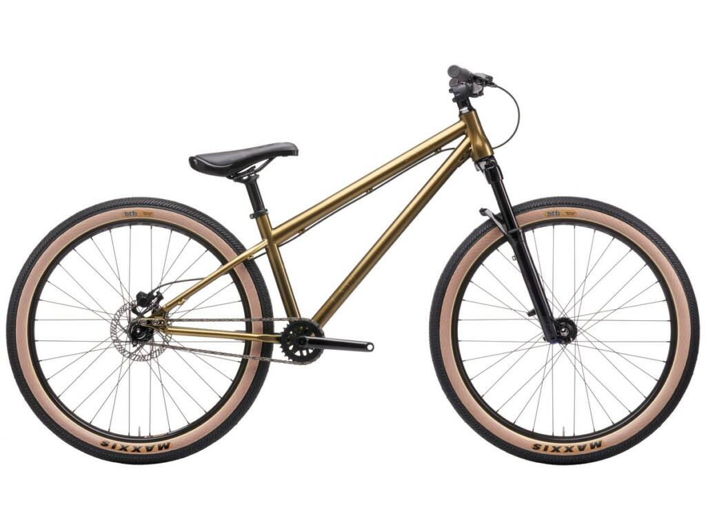 KONA Shonky 2021 dirt jump kerékpár, Gloss Champagne