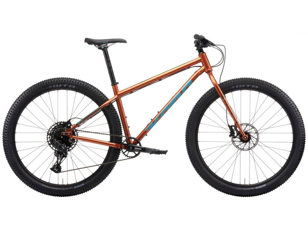 "KONA Unit X 2021 29"" MTB hardtail kerékpár, Gloss Metallic Rust"