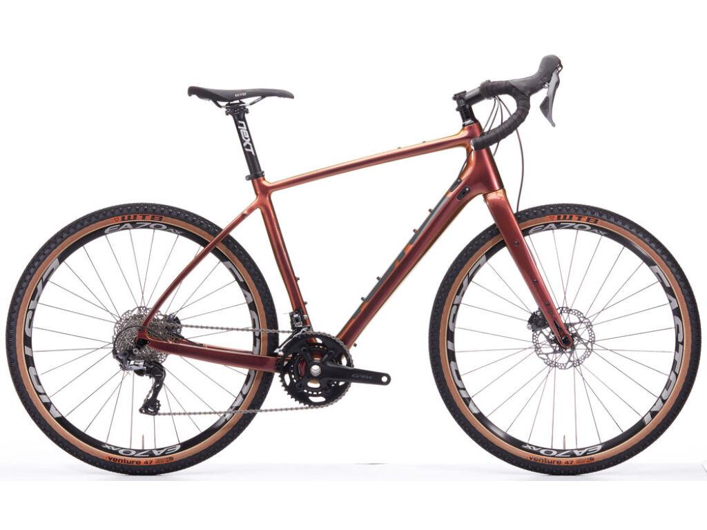 KONA Libre DL 2020 gravel kerékpár, Gloss Prism Rust