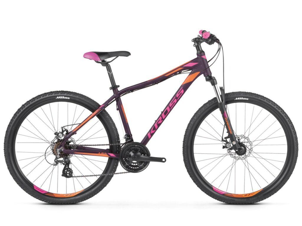 KROSS Lea 3.0 2020 női MTB kerékpár, violet / pink / orange