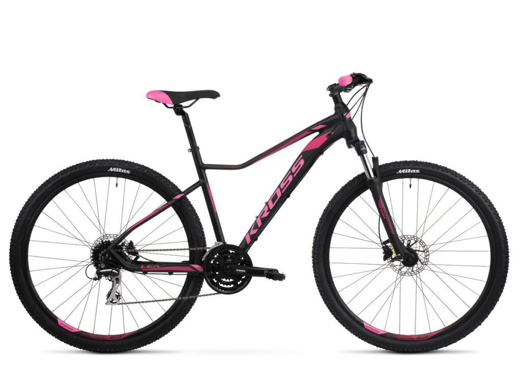 KROSS Lea 6.0 2020 női MTB kerékpár, black / pink