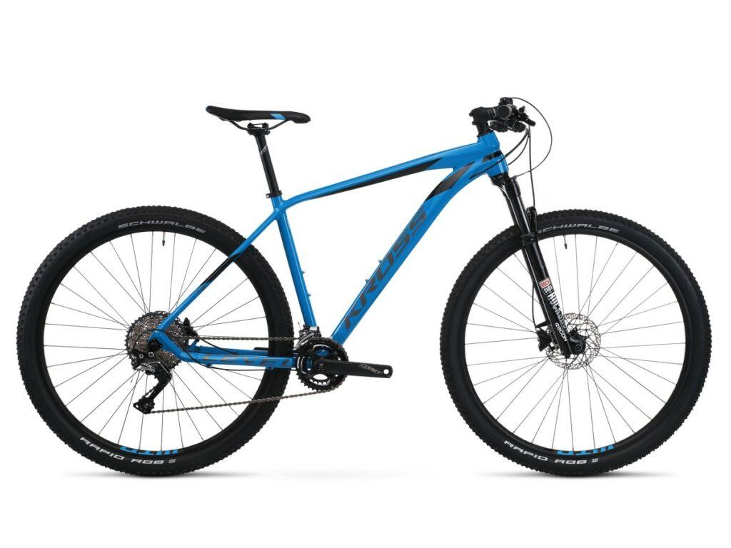 """KROSS Level 7.0 2020 29"""" MTB XC kerékpár, blue / black"""