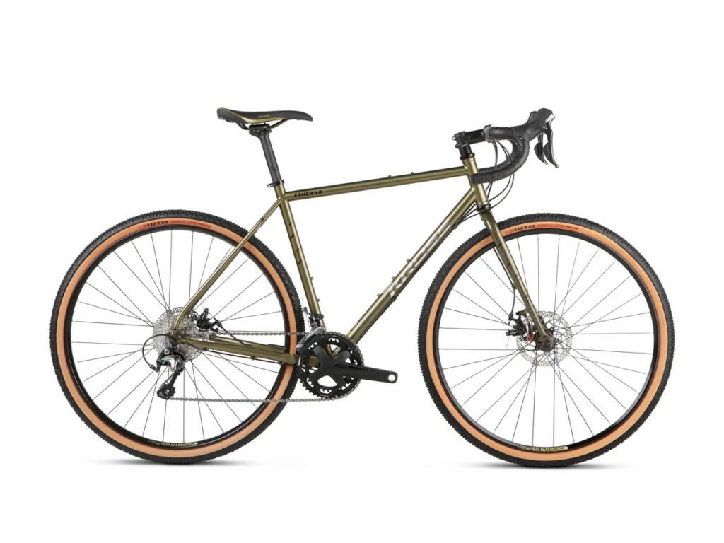 KROSS Esker 4.0 2021 gravel kerékpár, green / black