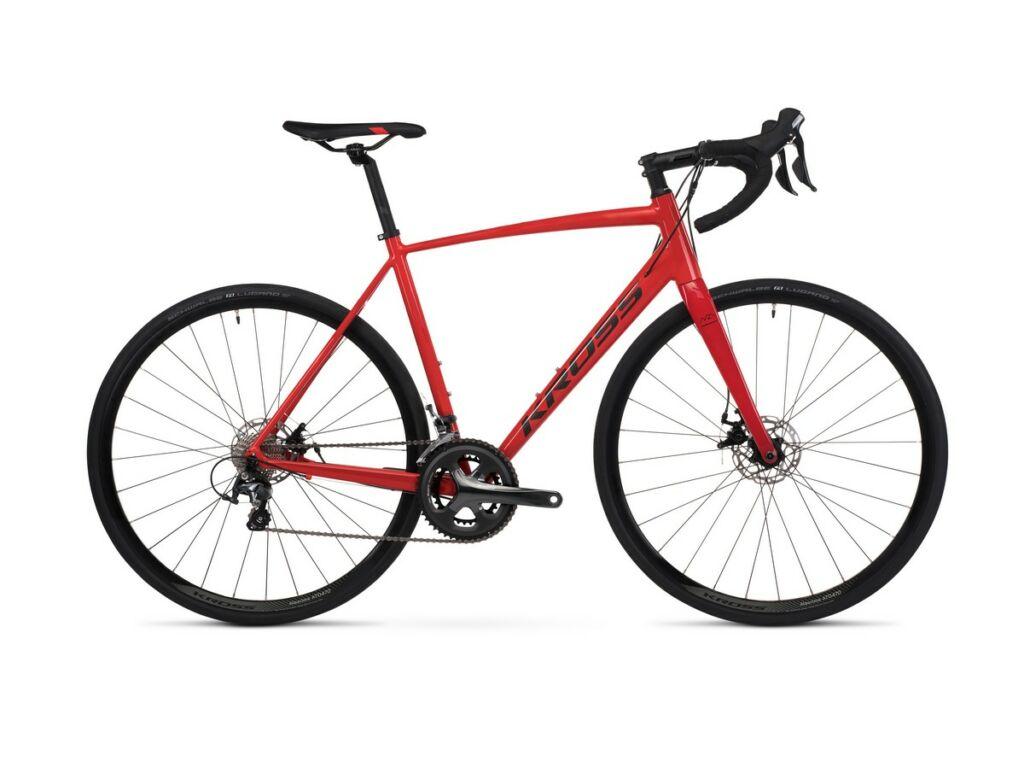 "KROSS Vento DSC 4.0 2021 28"" országúti kerékpár, red / burgundy"