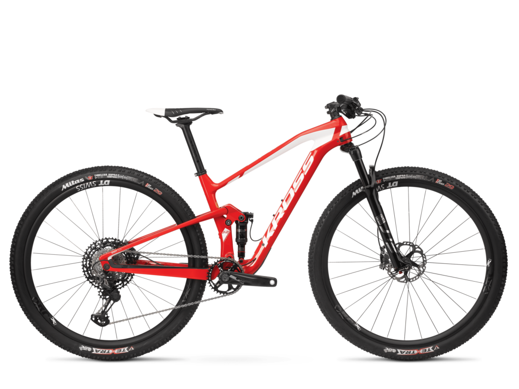 "KROSS EARTH TE 29"" MTB fully kerékpár"