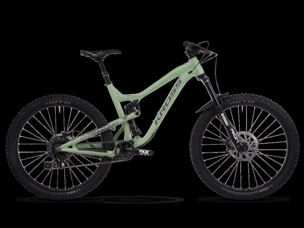 """KROSS MOON 1.0 29"""" MTB enduro kerékpár"""