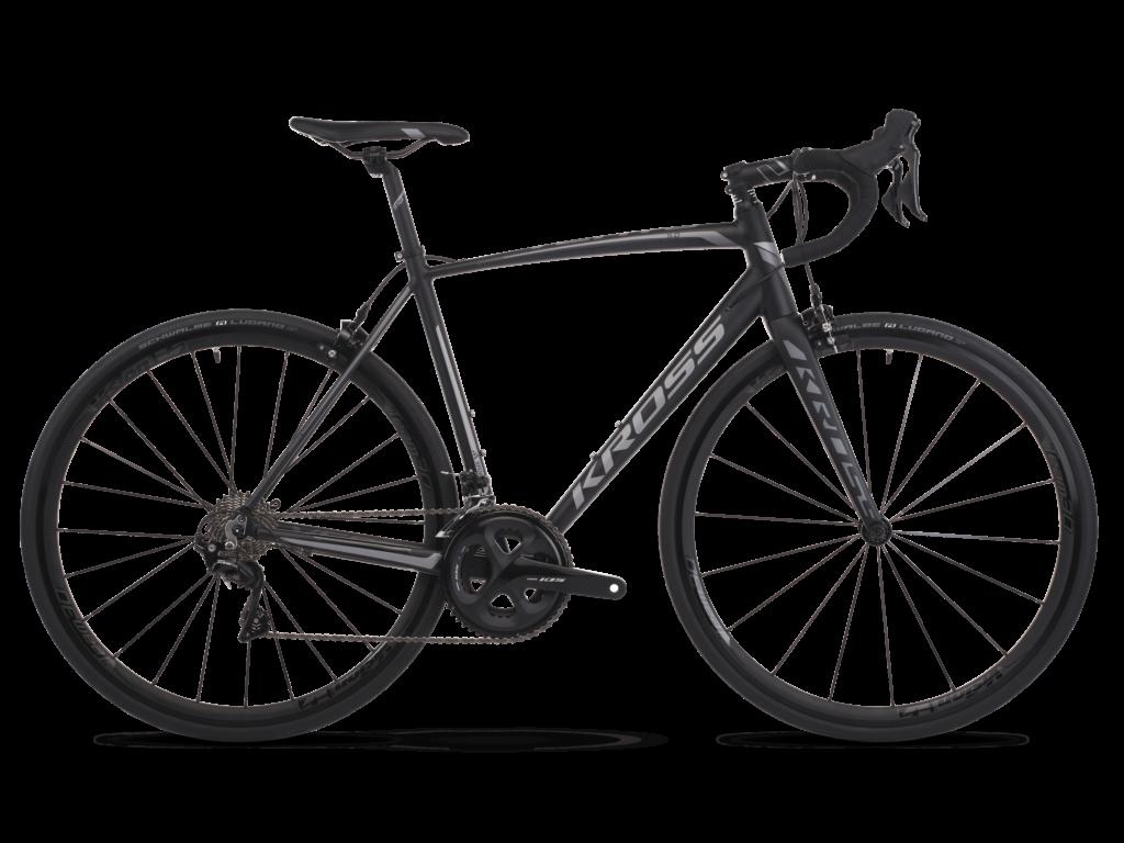 KROSS VENTO 5.0 országúti kerékpár, fekete