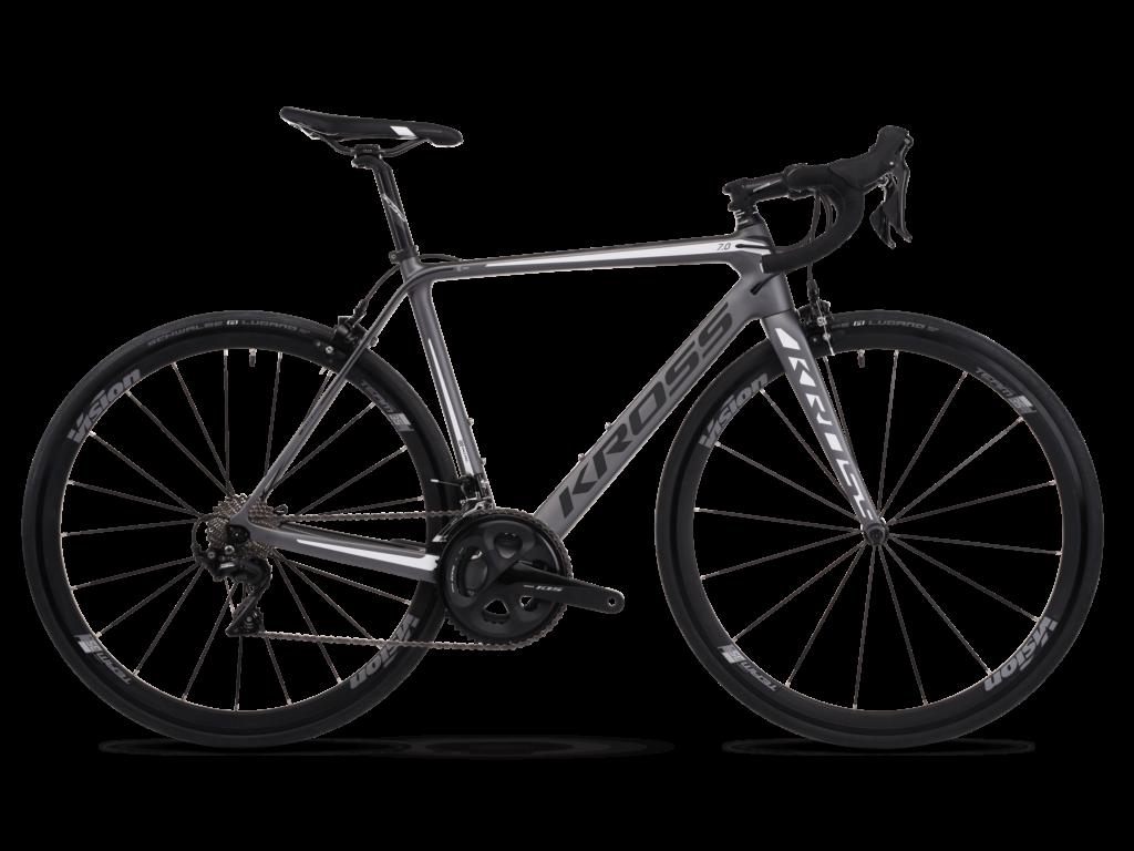 KROSS VENTO 7.0 országúti kerékpár, szürke