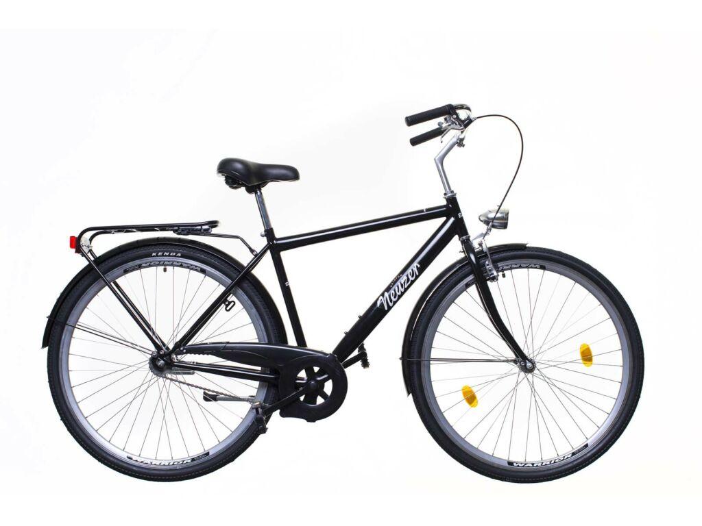 NEUZER Balaton 28 1S férfi városi kerékpár, fekete