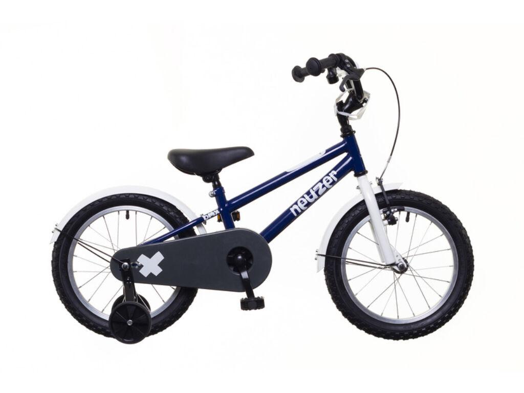 NEUZER BMX 16 fiú gyerek kerékpár, kék / fehér