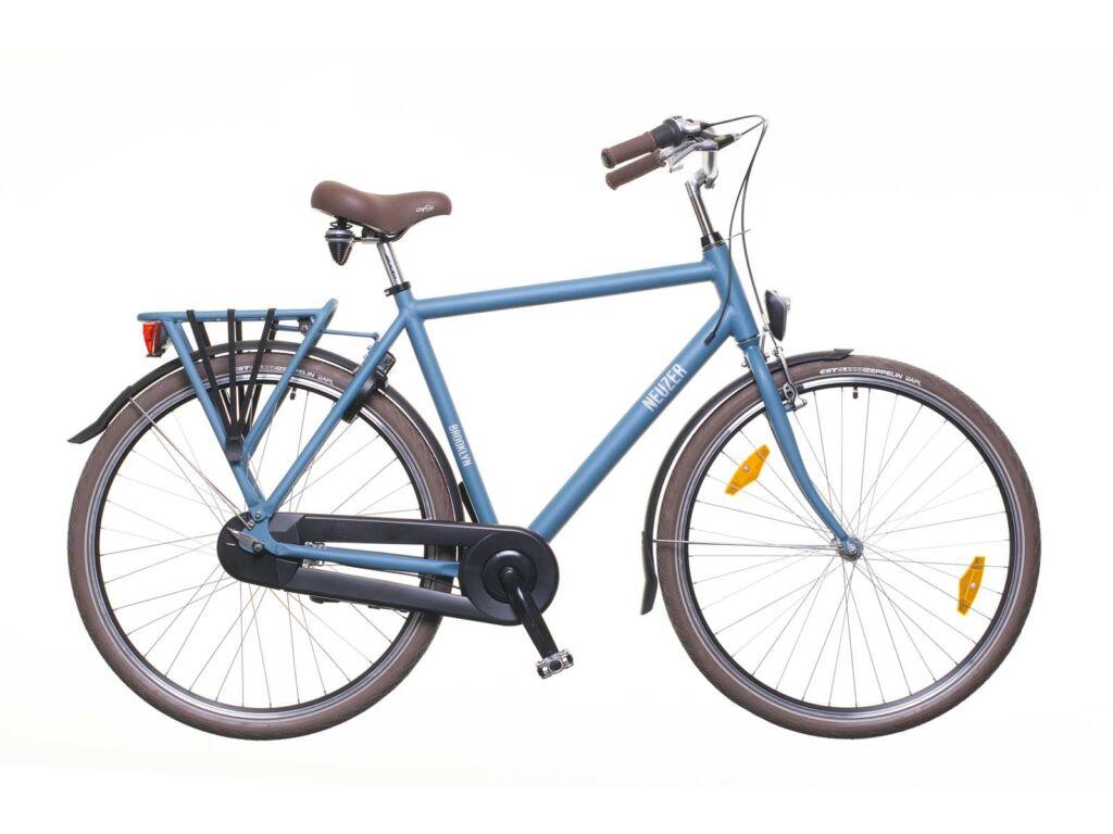 NEUZER Brooklyn N7 férfi trekking kerékpár, sötétkék