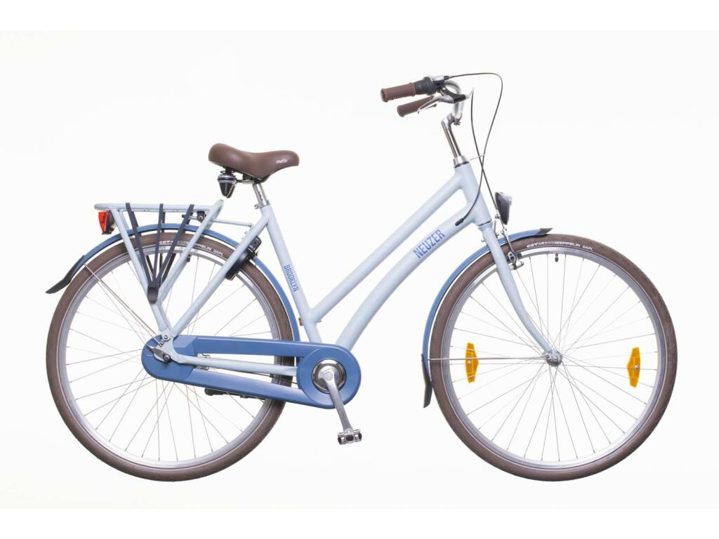 NEUZER Brooklyn N7 női trekking kerékpár, világoskék / sötétkék