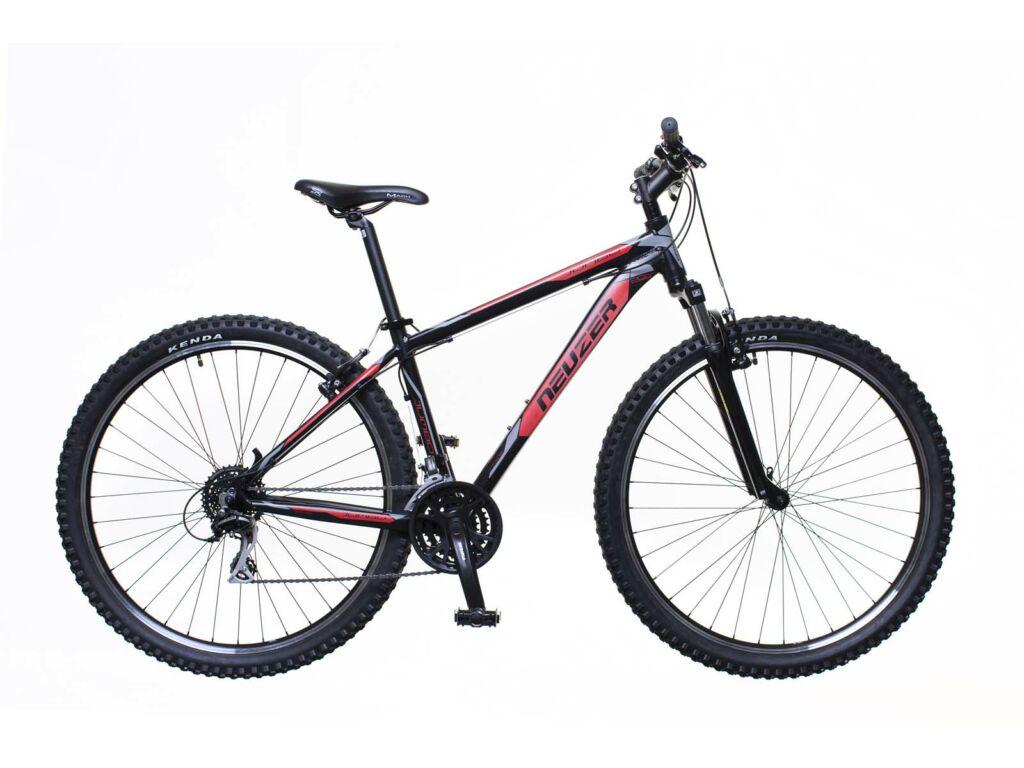NEUZER Jumbo Sport férfi MTB hardtail kerékpár, fekete / piros-szürke