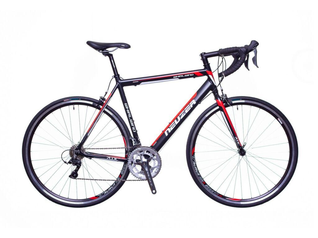 NEUZER Whirlwind 100 országúti kerékpár, fekete / fehér-piros